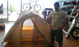 A Quick Look At The Big Agnes Fly Creek UL 4 Person Tent