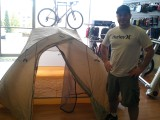 A Quick Look At The Big Agnes Fly Creek UL 4 PersonTent
