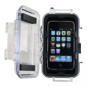 Pelican Clear iPhone Case