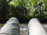 The Big Agnes Q-Core Sleeping Pad inAction