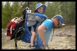 Tales of The Osprey Poco Child Carriers From a Mountain Mama