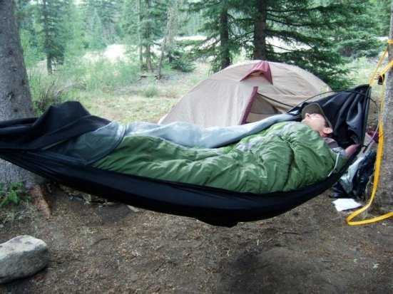 The Alpine Hammock